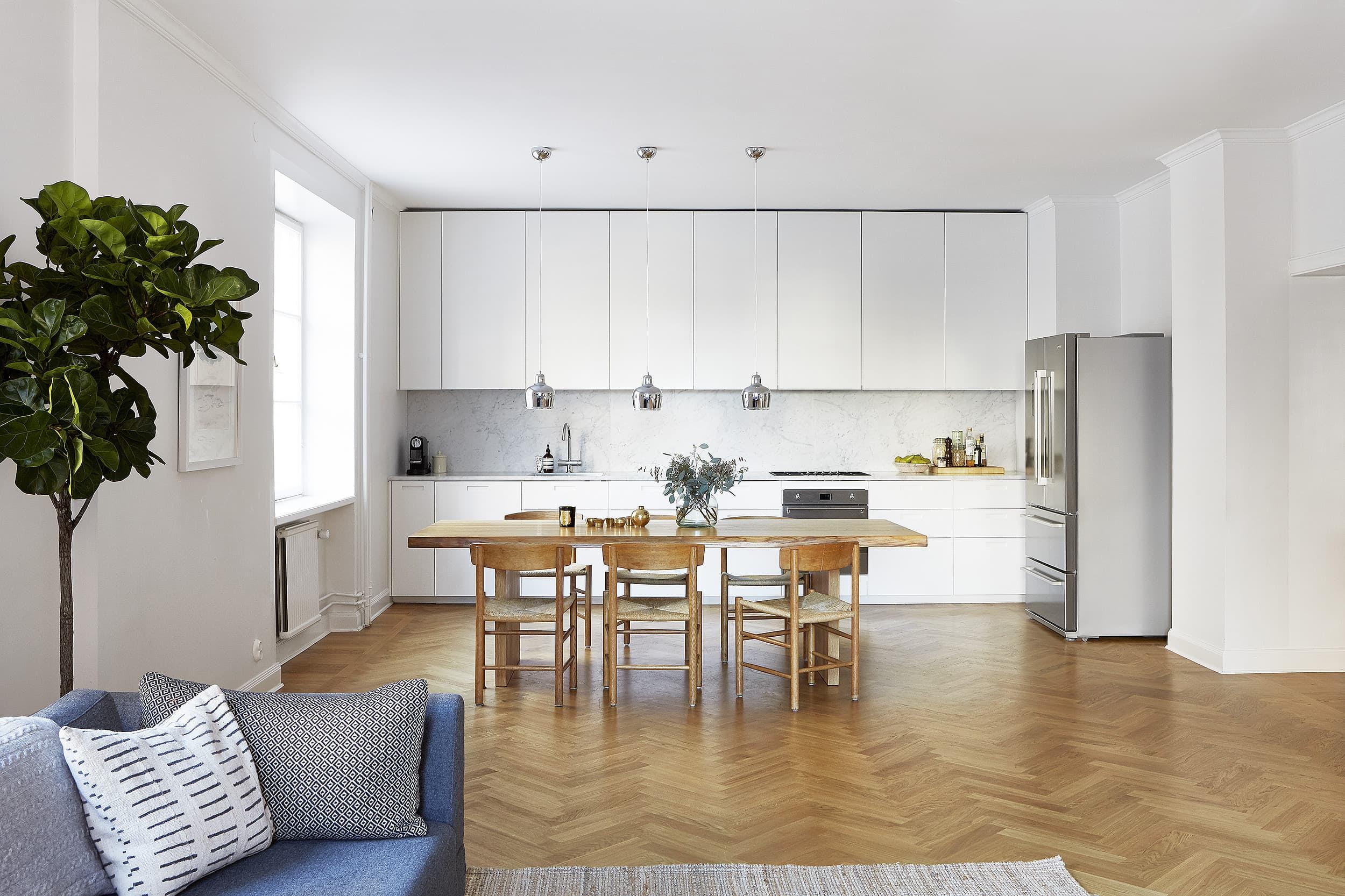 Beautiful living kitchen - COCO LAPINE DESIGNCOCO LAPINE ...