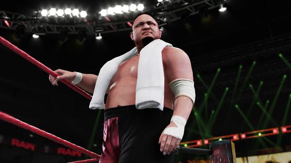 WWE 2K18 PC Full Version