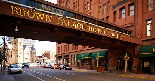 125 Year Anniversary Celebration at the Brown Palace Hotel and Spa