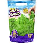 Kinetic Sand The Original Moldable Sensory Play Sand Green 2 Pounds