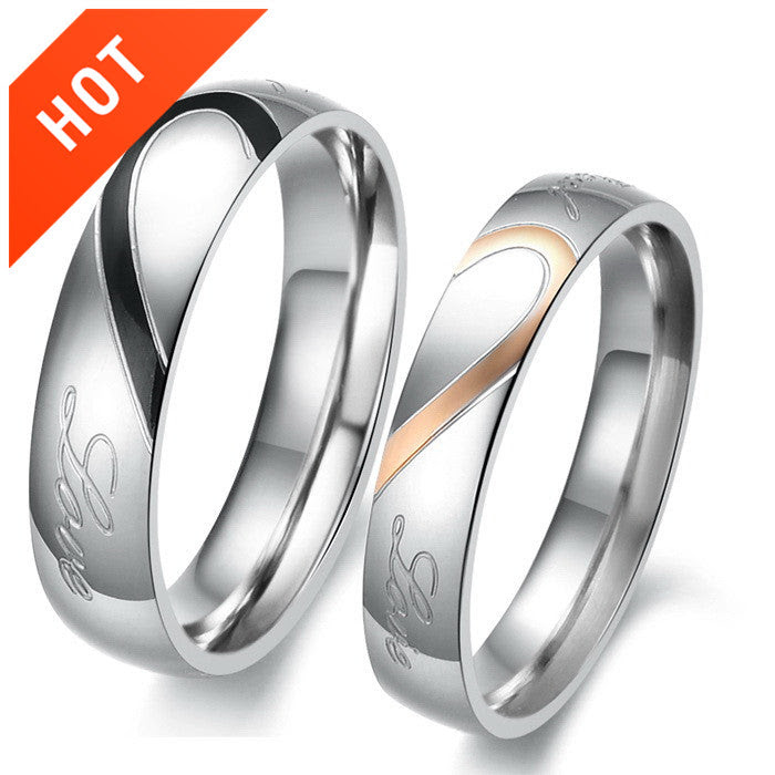 View Love Ring Vs Love Wedding Band Images