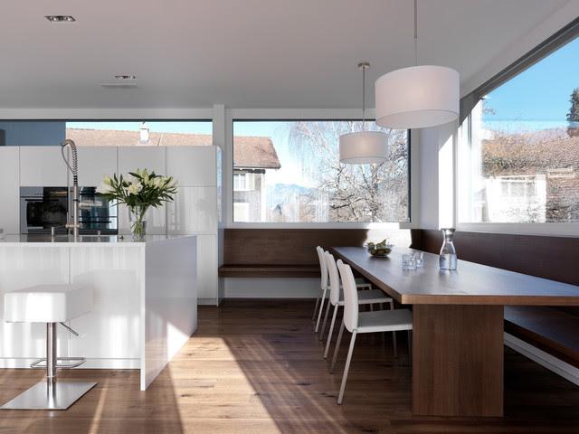 Residential building   Design*21   Switzerland - Modern ...