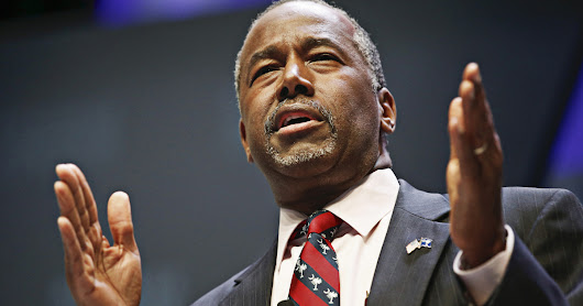Ben Carson Shattering Stereotype About Brain Surgeons Being Smart