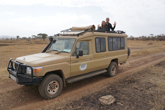 African Safari Adventure [Tanzania]