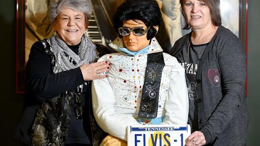 Hi-Line community radio station is home to Elvis shrine
