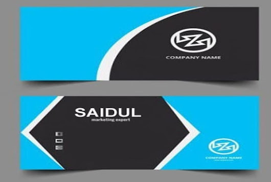 saidul941 : I will make your unique visiting card for $5 on www.fiverr.com