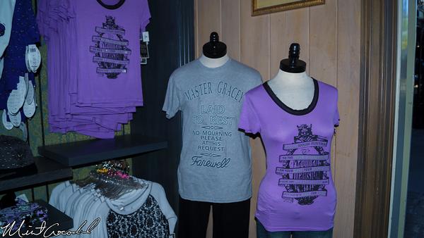 Disneyland Resort, Disneyland, New Orleans Square, Port Royal, Haunted Mansion, Merchandise