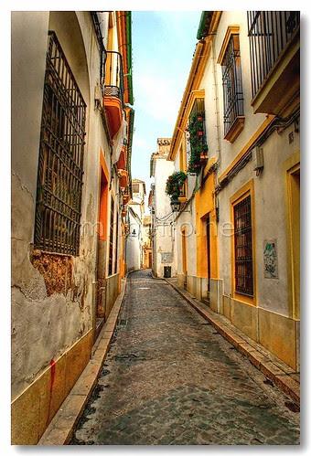 Rua de Córdova by VRfoto