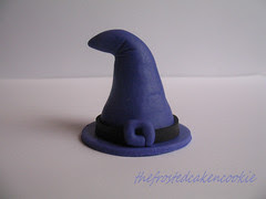 Witch Hat Topper