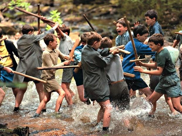 Filme 'A Guerra dos Botões' vai ser exibido no sábado (9), às 16h (Foto: Divulgação)
