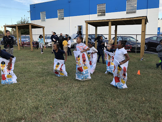 AAE Cares Hosts Fall Festival for Boys & Girls Clubs