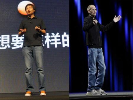 Lei Jun, Xiaomi, Apple của phương Đông, Steve Jobs, Trung Quốc