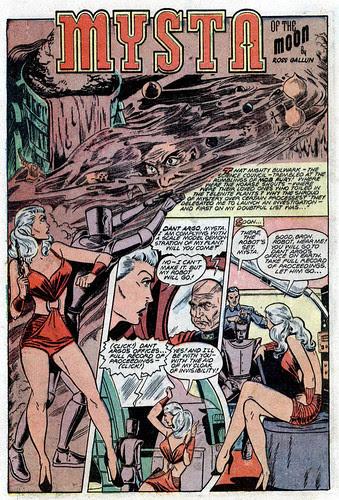 Planet Comics 54 - Mysta (May 1948) 00