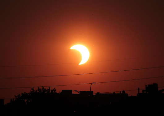 Is The Eclipse Going To Create A Dangerous Situation On Our Roads? - Mr. Auto Glass