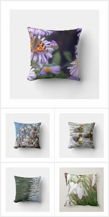 Nature And Animal Design Cushions