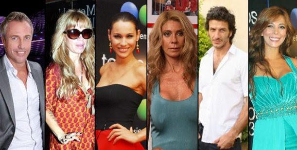Los primeros famosos que se tiraron al agua en Celebrity Splash en Mar del Plata
