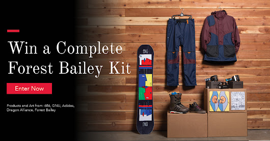 Win a Complete Forest Bailey Kit!