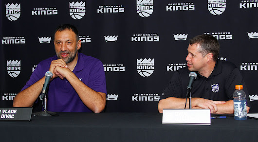 Coach Joerger and Vlade Share Excitement For Future | Sacramento Kings