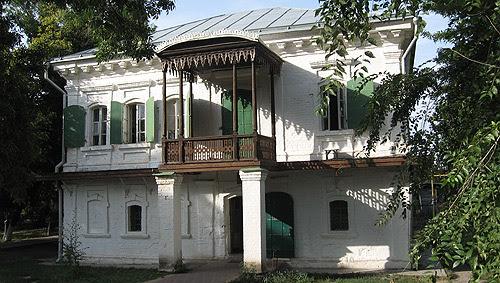 Дом Жученковых. Станица Старочеркасская.