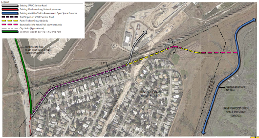 East Palo Alto Bay Trail Will Be Built. Will Current Residents Benefit From It? | Streetsblog San Francisco