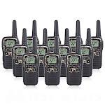 Midland T55VP3 X-TALKER Two Way Radio (12 Radios)