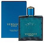 Versace Eros For Men EDT Spray By Versace, 3.4 Oz