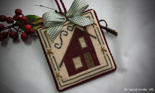 Heart inHand Home for Christmas