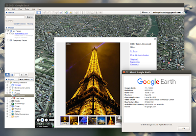 Being Hacked: Google Earth For Linux Update Brings Fixes For Panoramio Pictures And Various ...