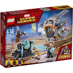 Lego Super Heroes Marvel Thor's Weapon Quest 76102