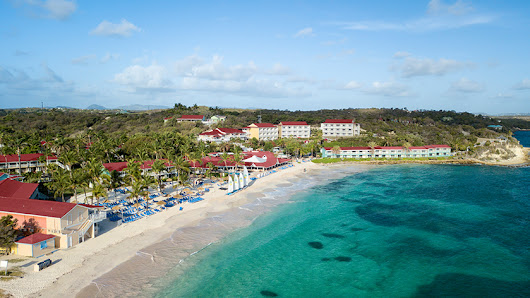 Grand Pineapple Beach Resort | Hotels in Antigua | Caribbean Holidays | Letsgo2
