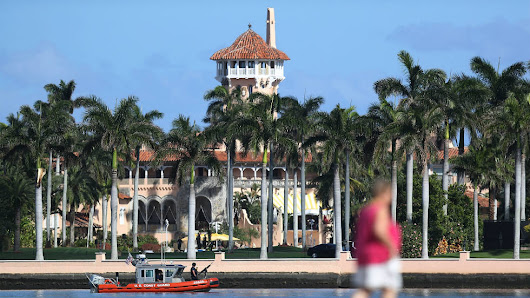 Dems introduce MAR-A-LAGO Act to publish visitor logs