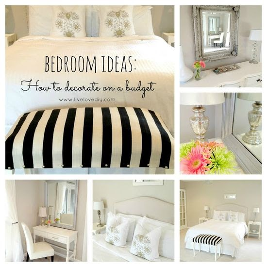Ideas for bedroom decor budget bedroom decorating ideas for 4 h decoration ideas