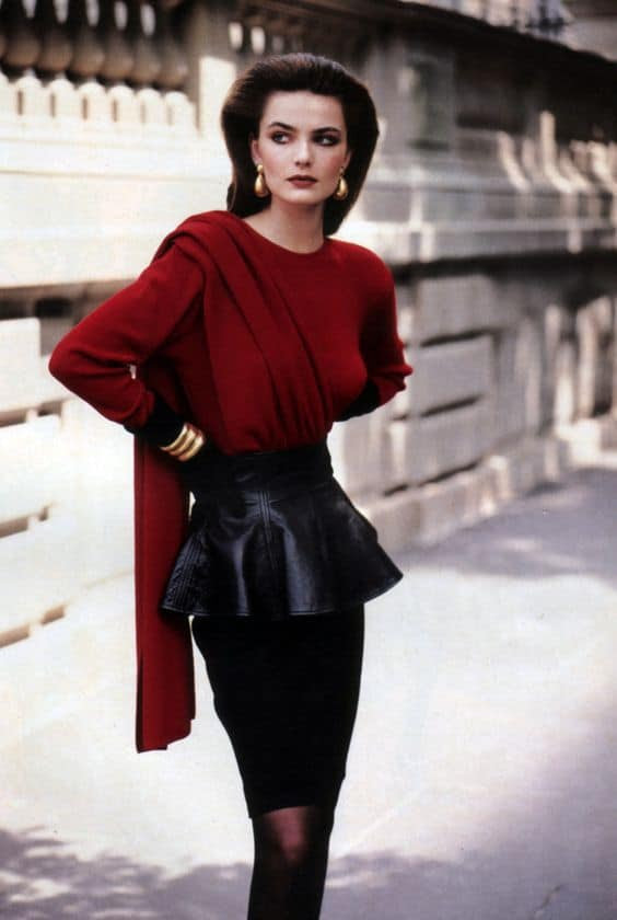 80's fashion comeback style ideas for 2017  fashion tag blog