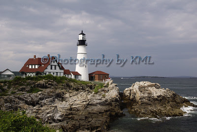 light house in portland maine