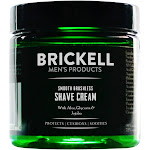 Brickell Smooth Brushless Shave Cream for Men 2 oz / Scented