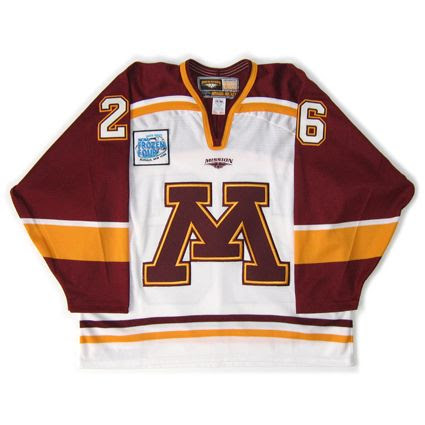 Minnesota Gophers 2002-03 jersey photo MinnesotaGophers2002-03HF.jpg