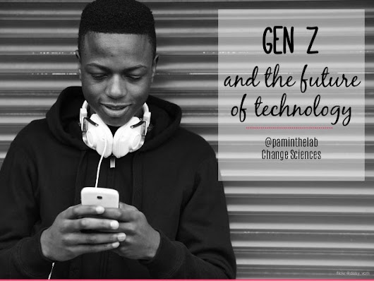 Generation Z and the Future of Technology