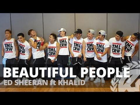 Beautiful People... Maaf Lambat