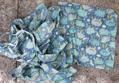Julie's fabric
