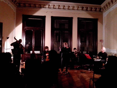 #CostruireCultura, concerto acustico by Ylbert Durishti