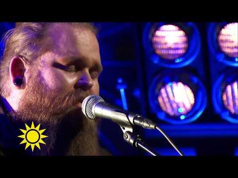 Har ni hört Chris Kläffords hyllningssång till Avicii - Nyhetsmorgon (TV4)