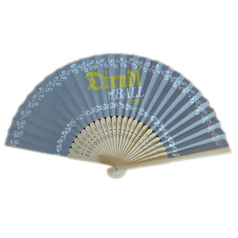 100Pcs Wholesale Free Shipping Ladies Hand Fan Customized