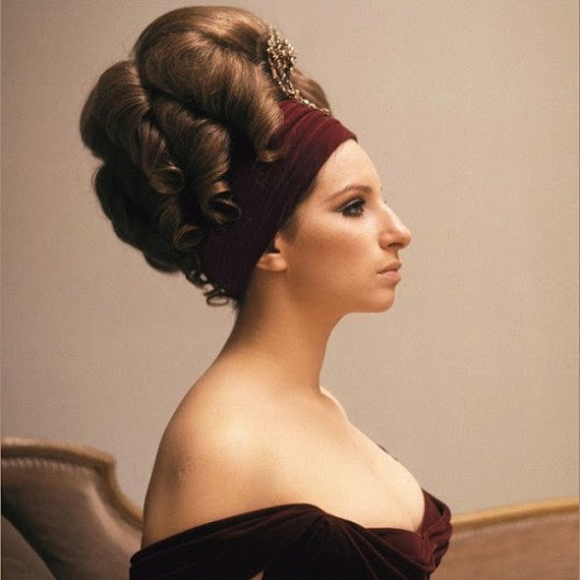 Barbra Streisand breaking beauty stereotypes - Beauty will save