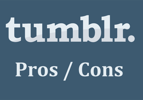 The Marketing Pros and Cons of Tumblr - Fourth Source