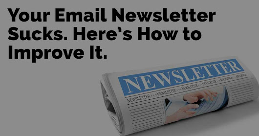 Read up to supercharge your Newsletter! -
