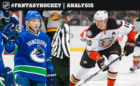 Fantasy Hockey All-Access: Best October performances