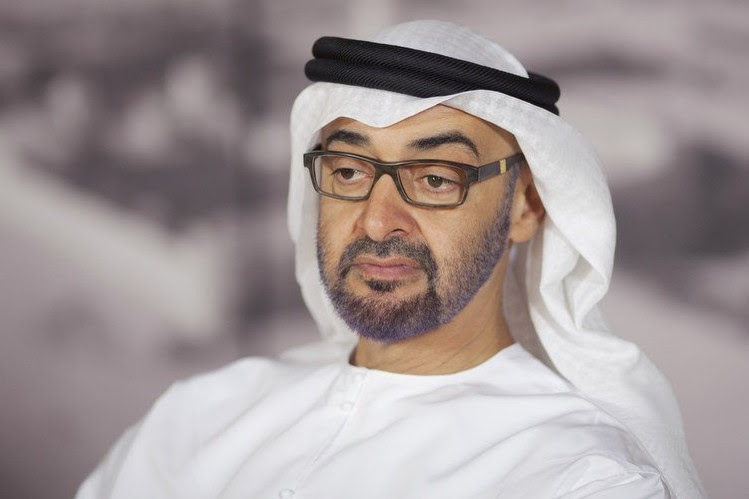 Sheikh Mohammed bin Zayed Al Nahyan of the United Arab Emirates, the 53-year-old half-brother of 67-year-old ruler Sheikh Khalifa, and the son of the country's founder, has been de facto ruler for about five years.