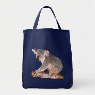 Koala Drawing bag