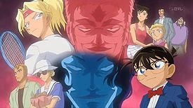 Detective Conan London Arc Episodes