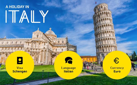 A 3-day itinerary to experience the best of Italy